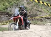 Test Ride CRF250 Rally di HBD 2017 Regional Sumatera
