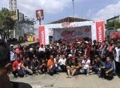 Honda Modif Contest paguyuban AMHL (Asosiasi Motor Honda Lampung)