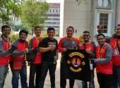 Pengawalan balap sepeda bersama Walikota Semarang