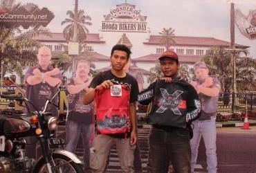 Honda Bikers Day 2018 Nasional - Official Merchandise
