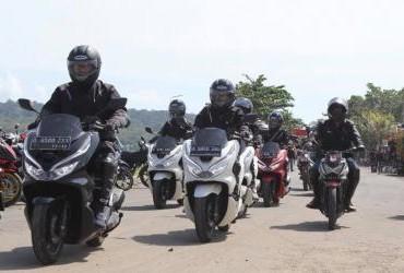 Honda Bikers Day 2018 Nasional - Rombongan BOD AHM