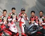 Pebalap Honda Bikin Bangga Indonesia