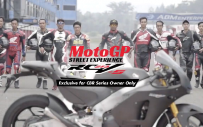 RC213V S MotoGP Street Experience (Top 10 Winners)