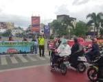 Emak-emak Binjai Siap Tularkan Safety Riding