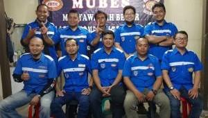 Bro Hadi Rahman Pimpin JHTC 1996 Untuk Periode 2019-2021.