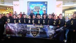 Komunitas Honda Forza Resmi Berdiri di Jakarta.