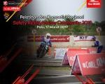 Perebutan Piala Komeptisi Safety Riding Advisor Honda Community 2019