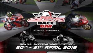 Seri Perdana Indonesia CBR Race Day 2019 Digelar Akhir Pekan Ini di Sentul