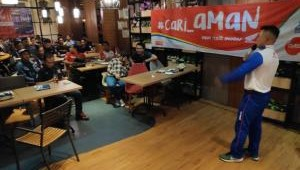 PT. DAM Pererat Tali Persaudaraan Komunitas Melalui CBR Hub Cafe & Joy Ride