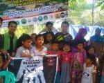 Dengan Berliang Air Mata, PVN Salurkan Bantuan Korban Bencana di Bengkulu