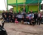 Club Motor Berbagi di Ajang PCX Charity Ride