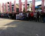 Biker Sholeh Honda Juga Kunjungi Kaum Dhuafa dan Ngaji Bareng