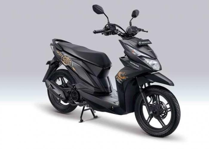Tampilan Baru New Honda BeAT Street eSP Semakin Ekspresif