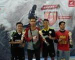 """""""Ketupat Futsal"""" Komunitas Honda Galang Kerjasama dan Sportifitas"""