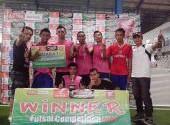 Turnamen Futsal Competition Paguyuban Honda Kudus 2014