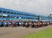 Indonesia CBR Race Day 2018 Seri 1 (Bikers Parade)