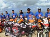 North CBR Club (NCC) Touring to Dieng