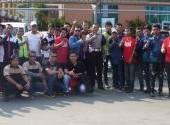 Launching Megapro sekaligus Gathering Klub khusus motor Sport