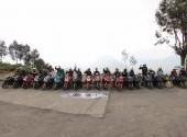 MPM mengajak konsumen dan community Honda CBR250RR menuju Bromo - Probolinggo